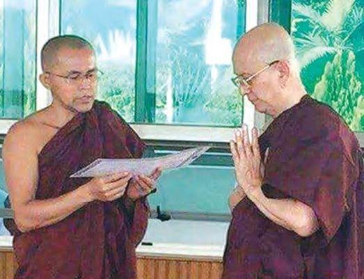 Cuu tong thong Myanmar di tu sau khi chuyen giao quyen luc hinh anh