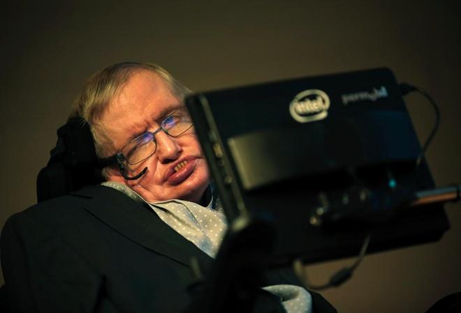 'Big bang' Stephen Hawking co 1 trieu 'theo doi' tren Weibo hinh anh
