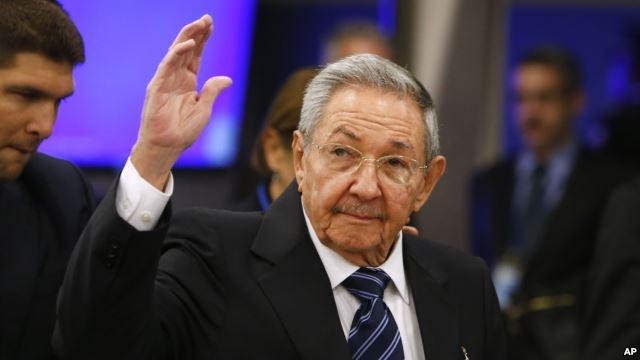 Ong Raul Castro lanh dao Dang Cong san Cuba them 5 nam hinh anh