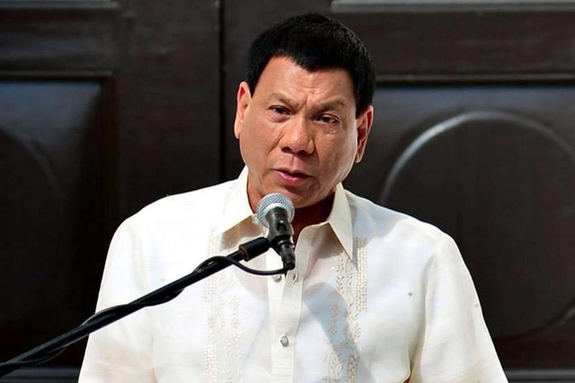 Ung vien TT Philippines: San sang hy sinh bao ve Bien Dong hinh anh