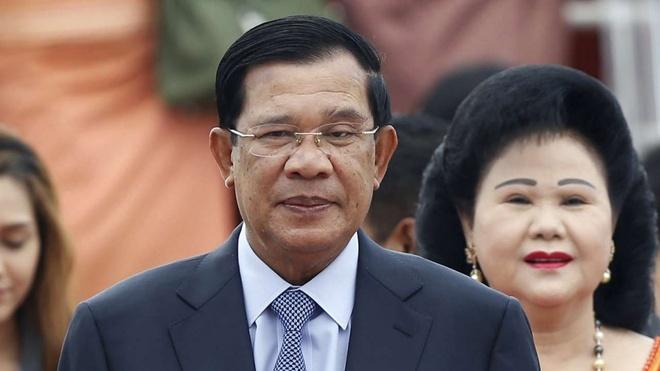 Campuchia doa kien bao chi viet thieu chuc danh thu tuong hinh anh