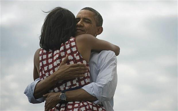 Obama: Mai me thay doi the gioi, lo la viec nha hinh anh