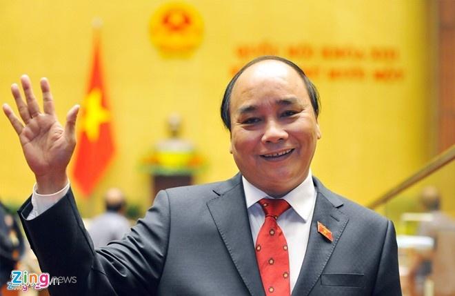 Thu tuong Nguyen Xuan Phuc se du hoi nghi G7 mo rong hinh anh