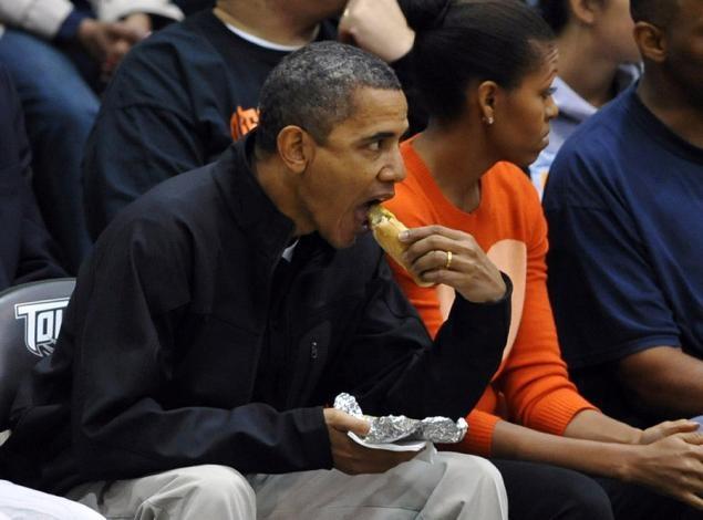 'Ong Obama nen thu bun oc, bun dau mam tom,...' hinh anh