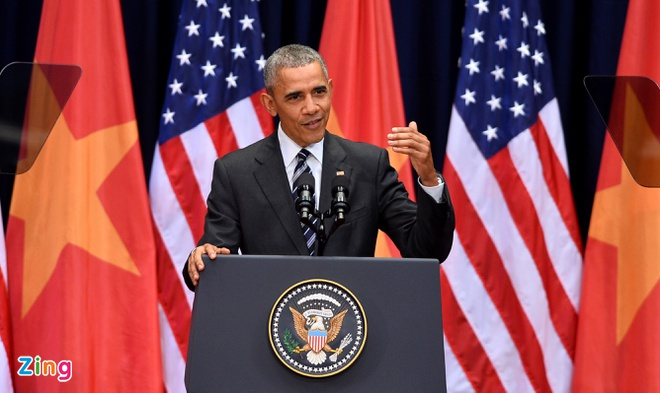 Zing.vn tuong thuat truc tiep TT Obama gap doanh nghiep Viet hinh anh 1