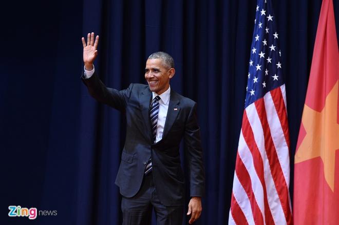 Obama: Song nui nuoc Nam, vua Nam o hinh anh 2