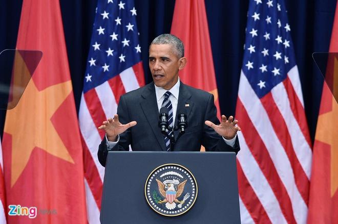 Obama: Song nui nuoc Nam, vua Nam o hinh anh 1
