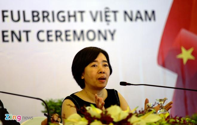 Dai hoc Fulbright Viet Nam anh 2