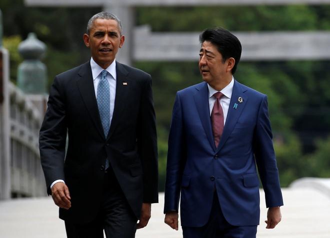 Obama tham Hiroshima: 'Loi xin loi' muon mang cua nuoc My hinh anh 2