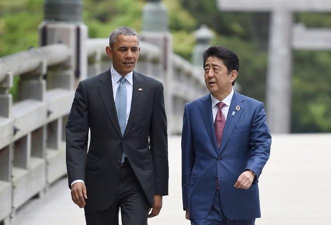 Tuyen bo chung cua G7 lo ngai tinh hinh Bien Dong hinh anh