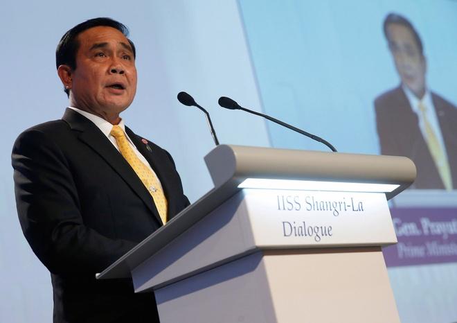 Thu tuong Thai: Tranh chap khong phai tro choi duoc - mat hinh anh 1