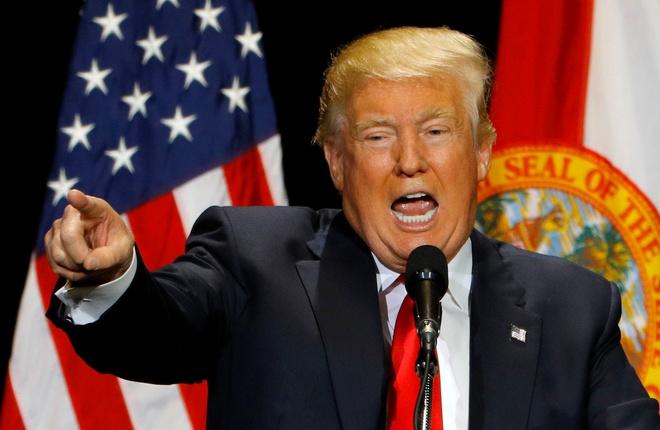 Trump tan dung vu xa sung doi Tong thong Obama tu chuc hinh anh