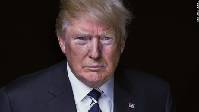 Vu tham sat hop dem thanh diem nong doi dau Trump - Clinton hinh anh 2