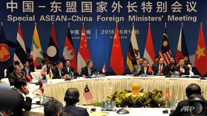 Thong cao ASEAN bi rut: Hon loan o Con Minh hinh anh 1