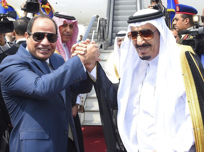 Toa Ai Cap bac quyet dinh tang dao cho Saudi Arabia hinh anh
