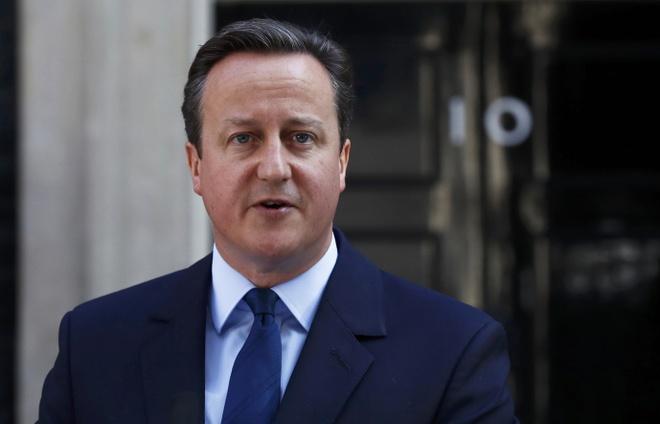 Thu tuong Cameron tu chuc sau khi Anh roi EU hinh anh 1