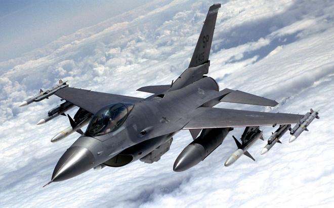 Indonesia se dieu chien dau co F-16 den Bien Dong hinh anh