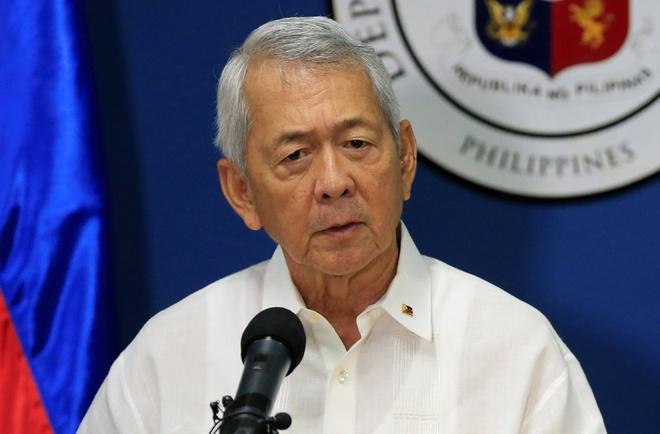 Philippines bac bo doi thoai 'co dieu kien' voi Trung Quoc hinh anh