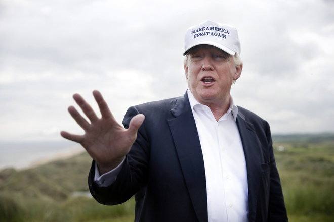 Donald Trump: Tai san tang nhung no tang gap doi hinh anh 2