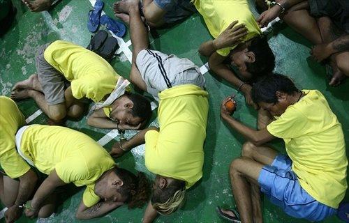 Philippines tieu diet gan 300 nghi pham ma tuy trong 3 tuan hinh anh 2
