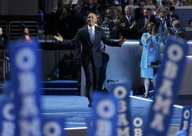 Obama: Khong ai xung dang lam tong thong hon ba Clinton hinh anh 1