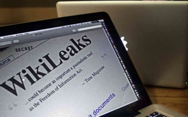 Wikileaks cong bo thu thoai cua lanh dao dang Dan chu hinh anh