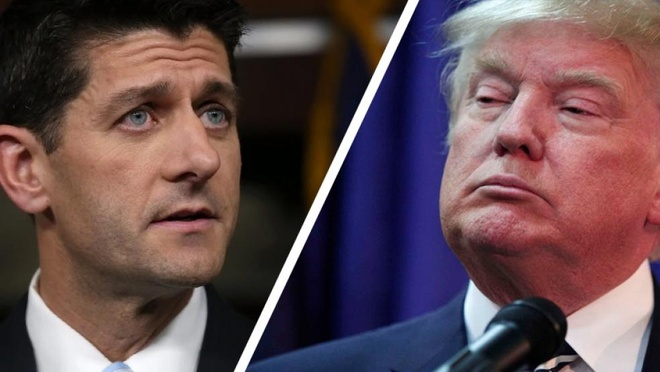 Noi bo phe Trump luc duc, roi vao khung hoang hinh anh 2