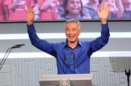 Thu tuong Singapore phai nghi duong benh 1 tuan hinh anh