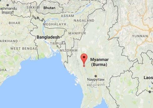 200 chua co thanh dia Bagan bi huy hoai sau dong dat Myanmar hinh anh 2