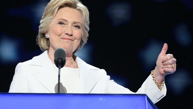 Neu bau cu tong thong My hom nay, ba Hillary se thang hinh anh