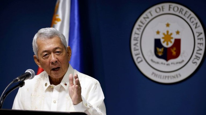 Philippines doi Trung Quoc tuan thu phan quyet toa trong tai anh 1