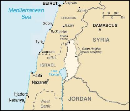 Quan doi Syria tuyen bo ban roi chien dau co Israel hinh anh 2