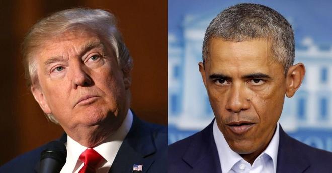Donald Trump thua nhan Tong thong Obama la nguoi My hinh anh 1