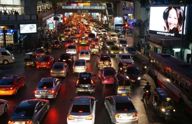 Ket xe khien Bangkok thiet hai 320 trieu USD moi nam hinh anh 5