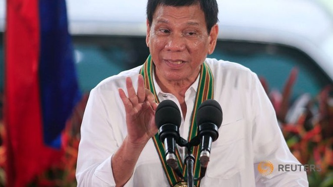 Tong thong Philippines thach CIA lat do ong hinh anh