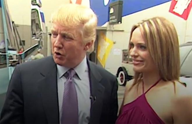Xuat hien video Trump noi tuc tiu ve 'so soang' phu nu hinh anh
