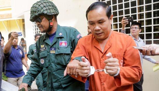 Campuchia bo tu nghi si dang anh gia mao ve bien gioi voi VN hinh anh