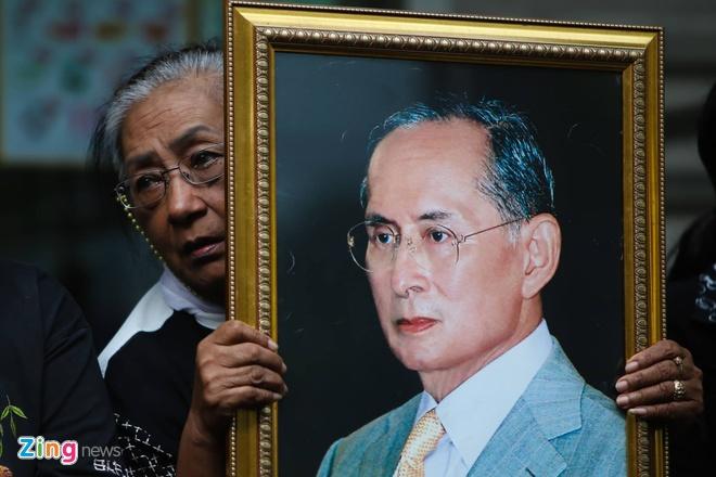 vua Thai Lan qua doi anh 2