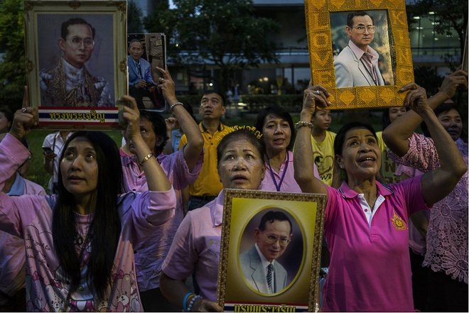 nha vua Thai Lan qua doi anh 2