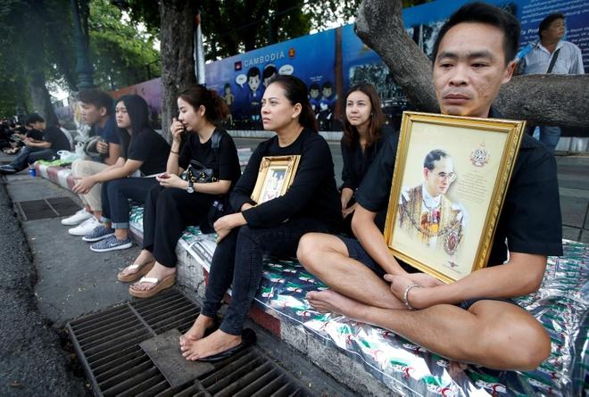 vua Thai Lan qua doi anh 1