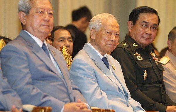 Tuong Prem: Nguoi nhiep chinh quyen luc o chinh truong Thai hinh anh