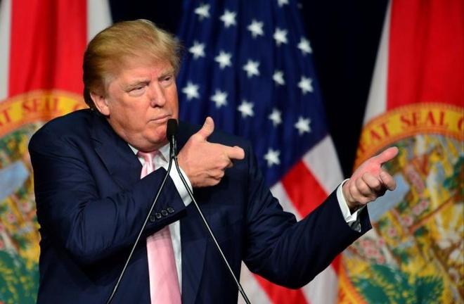 Trump de xuat khoi phuc tra tan phien quan IS anh 1