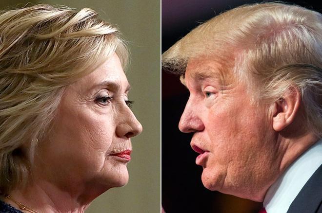 5 ngay truoc 'gio G': Ba Clinton se thang du Trump bam sat hinh anh