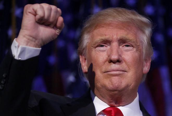 The gioi ly giai tran dai hong thuy mang ten Trump hinh anh 1