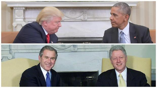 Trump gap tong thong Obama anh 4