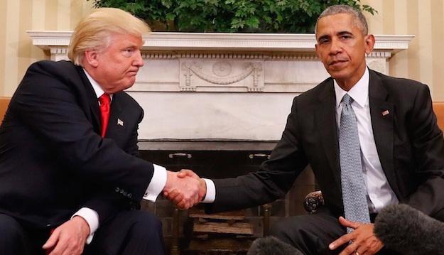 Trump khong xoa so toan bo tam huyet cua Tong thong Obama hinh anh 1