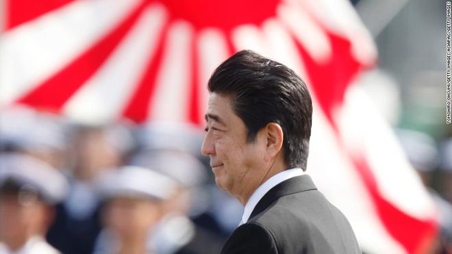 Ong Abe gap Trump: Trao doi 'thang than', se gap nhau them hinh anh 1