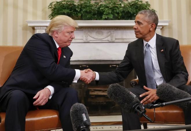 Obama lo chinh sach bi Trump bai bo anh 1