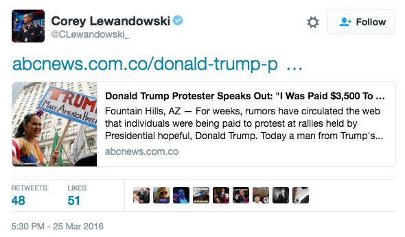 nguoi rao tin gia tren Facebook giup Trump thang cu anh 2