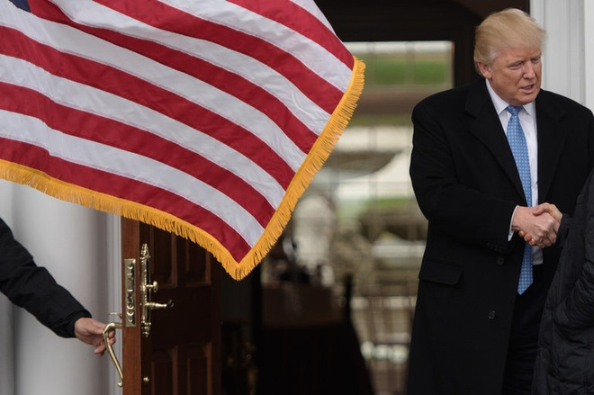 Trump tuyen bo truong nhu thi sinh truyen hinh anh 4